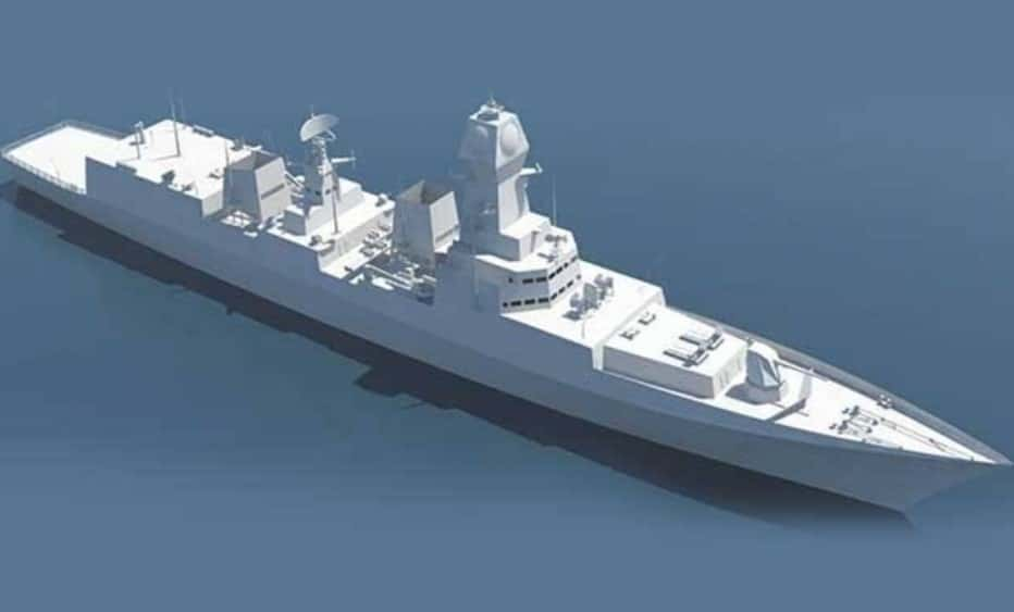 Project 18 class destroyer