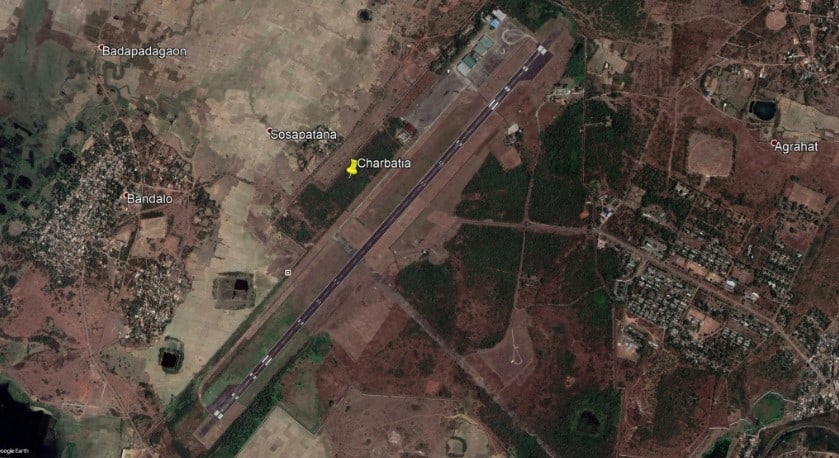 Charbatia Air Base