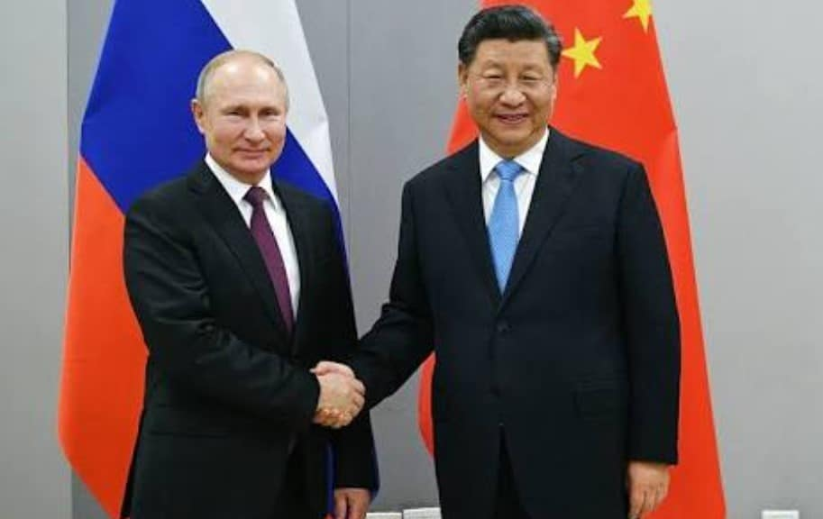 Russia-China Relation