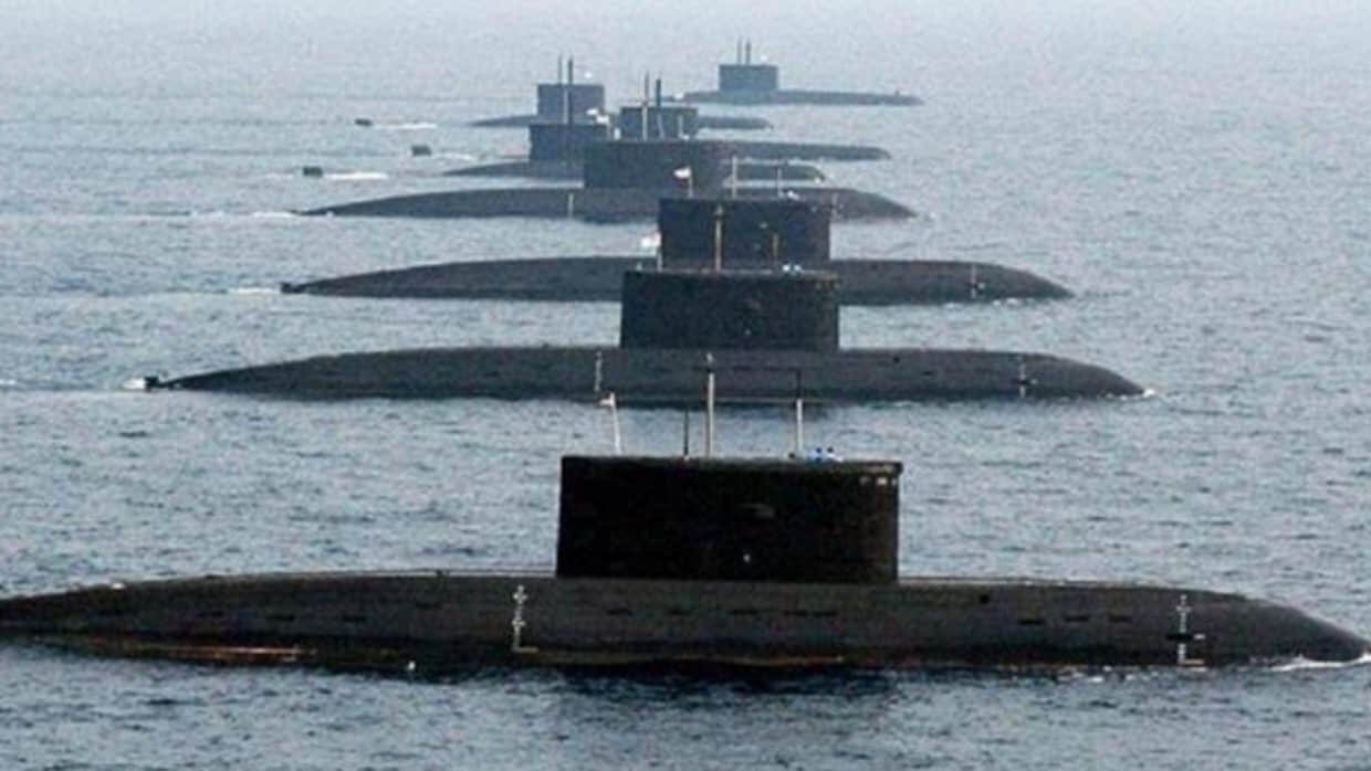 Stealth Submarines