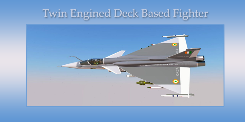 Twin Engined Deck Based Fighter