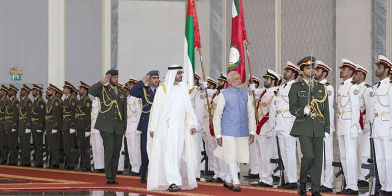 India and the Arab world