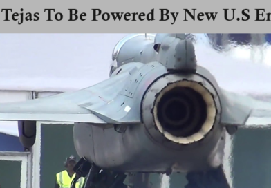 LCA Tejas To Be Powered By New U.S Engines